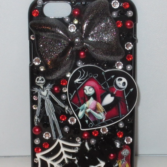 Nightmare Before Christmas Phone Case.Iphone 6 6s Nightmare Before Christmas Phone Case